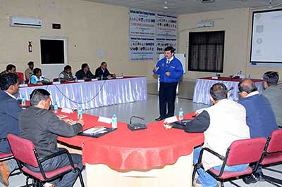 Advanced Cyber Security Course For M.P. Forest Department