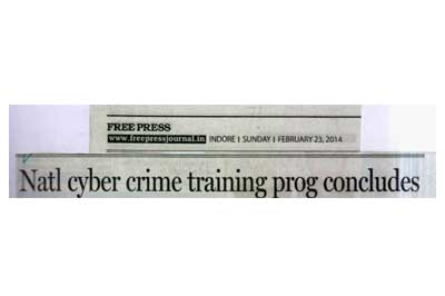 National Cyber Crime Training